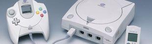 Cover Les meilleurs jeux de la Dreamcast