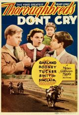 Affiche Thoroughbreds Don't Cry