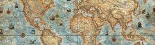 Cover Le tour du monde en 80 livres