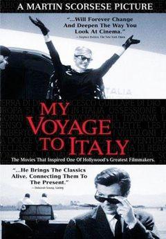 Affiche Mon voyage en Italie