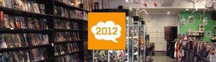 Cover Les meilleures BD de 2012