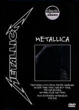 Affiche Classic Albums : Metallica - The Black Album