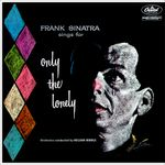 Pochette Frank Sinatra Sings for Only the Lonely