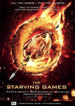 Affiche The Starving Games
