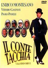 Affiche Il Conte Tacchia