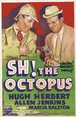 Affiche Sh! The Octopus