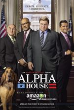 Affiche Alpha House