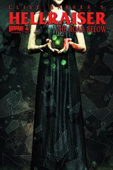 Couverture Hellraiser : The Road Below