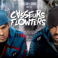 Pochette Orelsan et Gringe sont les Casseurs Flowters
