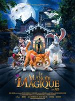 Affiche Le Manoir magique