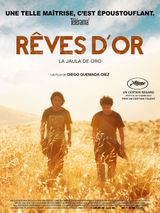 Affiche Rêves d'or