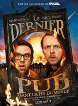 Affiche Le Dernier Pub avant la fin du monde