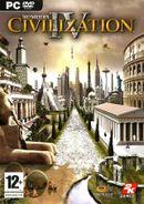 Jaquette Civilization IV