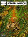 Couverture Dernière mission - Adler, tome 4
