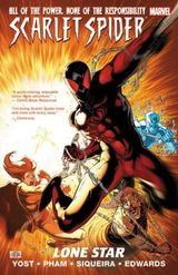 Couverture Lone Star - Scarlet Spider (2012), tome 2