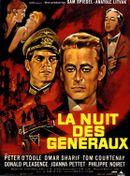 Affiche La Nuit des généraux