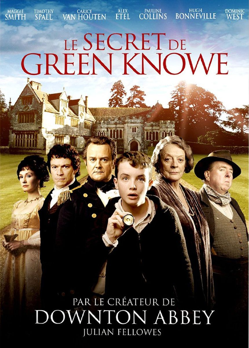 Le Secret de Green Knowe affiche