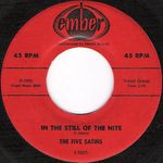 Pochette In the Still of the Nite / The Jones Girl (Single)