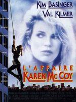 Affiche L'Affaire Karen McCoy