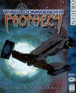 Jaquette Wing Commander : Prophecy