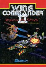 Jaquette Wing Commander II : Vengeance of the Kilrathi