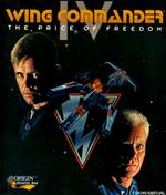 Jaquette Wing Commander IV : Le Prix de la liberté