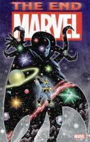 Couverture Marvel Universe: The End