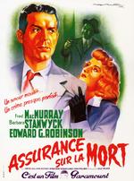 Affiche Assurance sur la mort