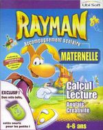 Jaquette Rayman : Accompagnement Scolaire - Maternelle