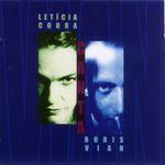Pochette Letícia Coura canta Boris Vian