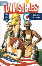 Couverture Science Occultée - Les Invisibles, tome 1