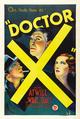 Affiche Docteur X