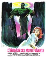 Affiche L'Invasion des morts-vivants