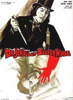 Affiche Dr. Jekyll et Sister Hyde