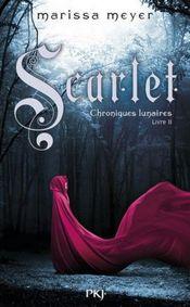 Couverture Scarlet - Les Chroniques Lunaires, tome 2