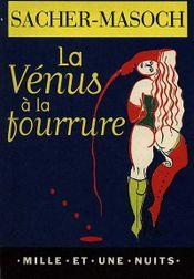 Couverture La Vénus à la fourrure