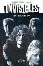 Couverture Time Machine Go - Les Invisibles, tome 2