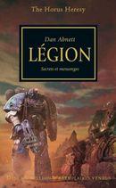 Couverture Légion : Secrets et mensonges - L'hérésie d'Horus, tome 7