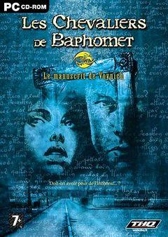 Jaquette Les Chevaliers de Baphomet : Le Manuscrit de Voynich