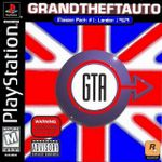 Jaquette Grand Theft Auto : London 1969