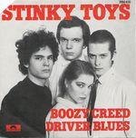 Pochette Boozy Creed / Driver Blues (Single)