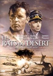 Affiche Les Rats du désert
