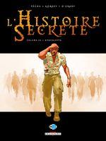 Couverture Apocalypto - L'Histoire secrète, tome 32