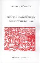 Couverture Principes fondamentaux de l'histoire de l'art