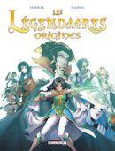 Couverture Jadina - Les Légendaires : Origines, tome 2
