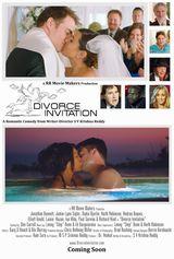 Affiche Divorce Invitation