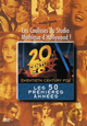 Affiche 20th Century Fox, les 50 premières années