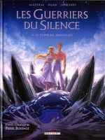 Couverture Le Tombeau absourate - Les Guerriers du silence, tome 4