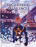 Couverture Le Fou des montagnes - Les Guerriers du silence, tome 3