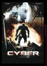 Couverture La Colère d'Arès - Cyber, tome 1